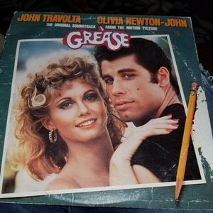 Original Grease Album